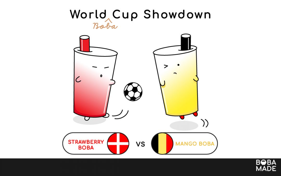 World Boba Cup Show Down