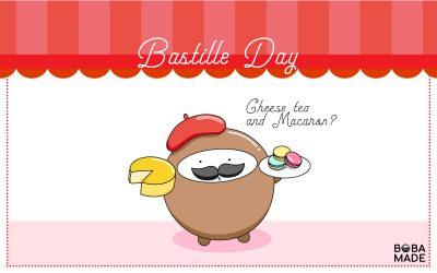 Bastille Day Inspiration