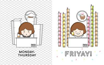 Boba Tea Friday