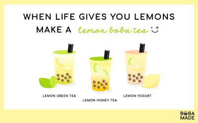 When life gives you a lemon…