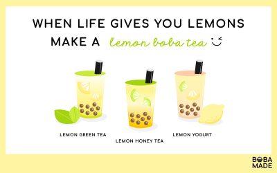 When life gives you a lemon…