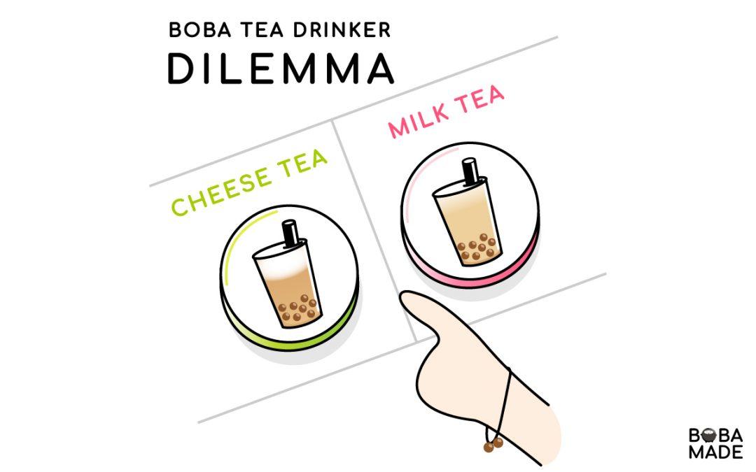 Boba Tea Drinker Dilemma