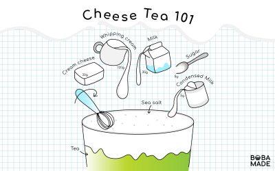What's Cheese Tea?