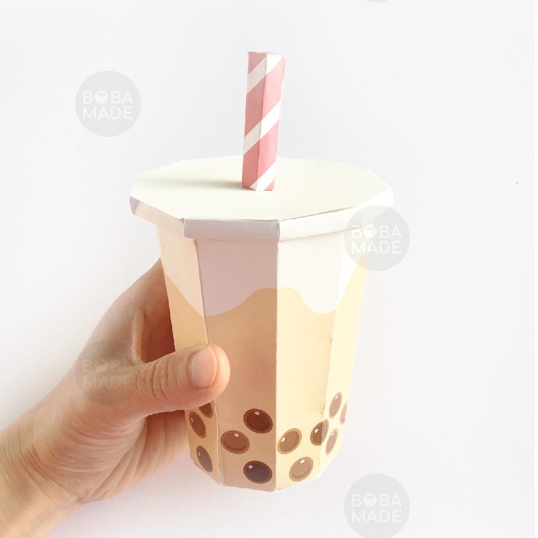 Paper Tea Cup #2 | Kreativ basteln, Basteln, Basteln mit papier | 1112x1112
