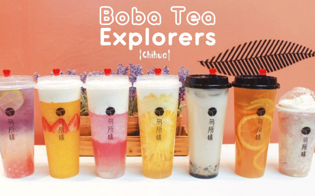 Bay Area Boba Tea Explorers 2020