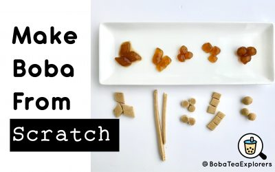 Make Boba From Scratch – Live Demo